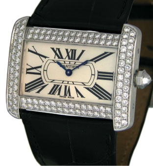 cartier divan diamant