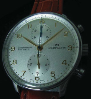 fausse iwc