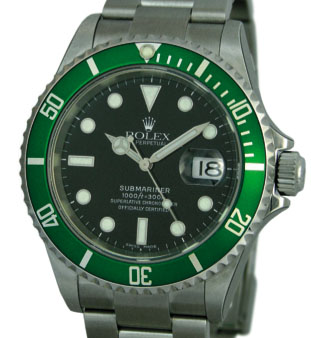 rolex submariner LV