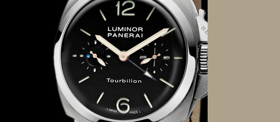 LUMINOR 1950 TOURBILLON