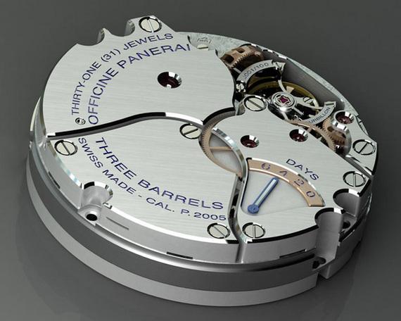SIHH - LUMINOR 1950 TOURBILLON GMT 47MM TITANIUM