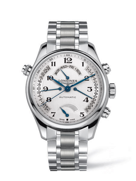 THE LONGINES MASTER COLLECTION RETROGRADE