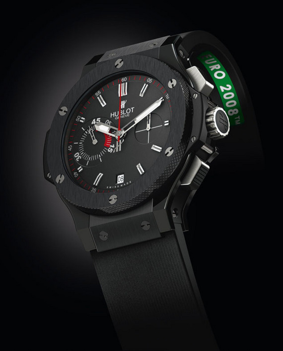 HUBLOT BIG BANG BLACK CERAMIC