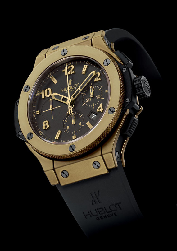 la montre hublot bullet bang. Black Bedroom Furniture Sets. Home Design Ideas