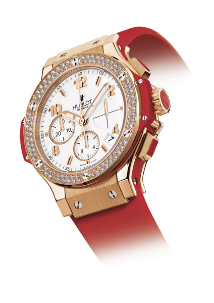 HUBLOT BIG BANG - SPECIALE SAINT VALENTIN