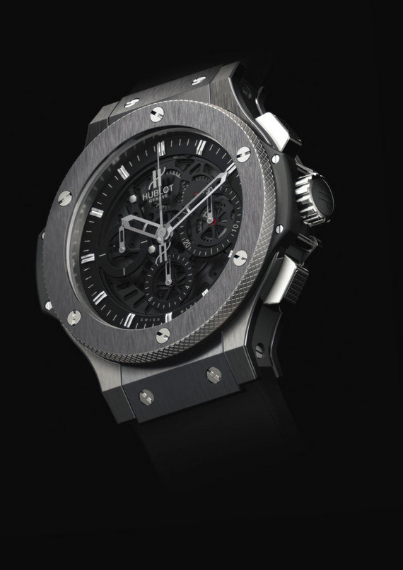 HUBLOT AERO BANG TUNGSTENE