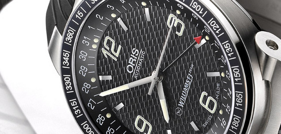 ORIS WILLIAMS F1 TEAM POINTER DATE