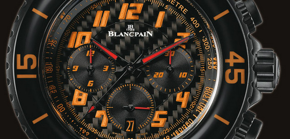 BLANCPAIN CHRONOGRAPHE SPEED COMMAND