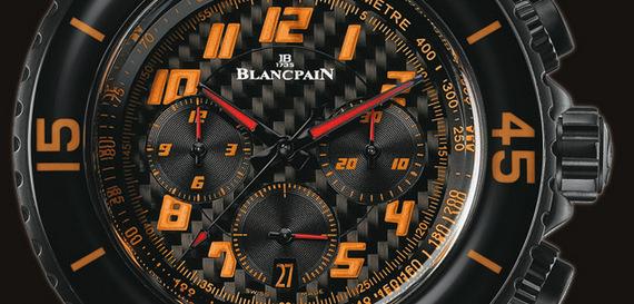BLANCPAIN CHRONOGRAPHE SPEED COMMAND