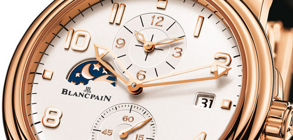 BLANCPAIN LÉMAN TIME ZONE