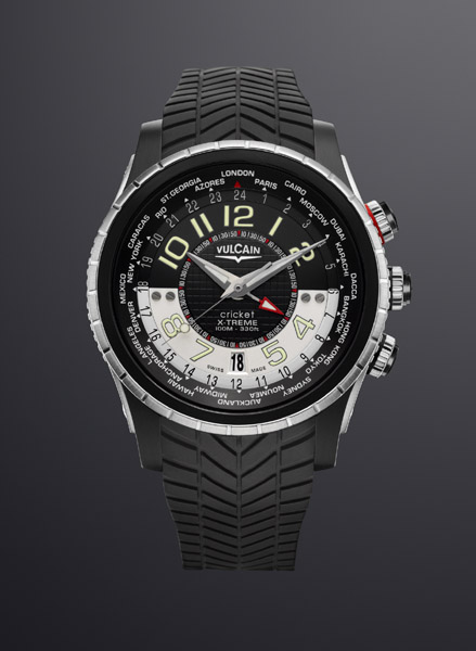 VULCAIN CRICKET GMT X-TREME
