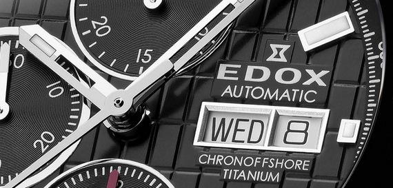 EDOX CLASS-1 CHRONOFFSHORE AUTOMATIC