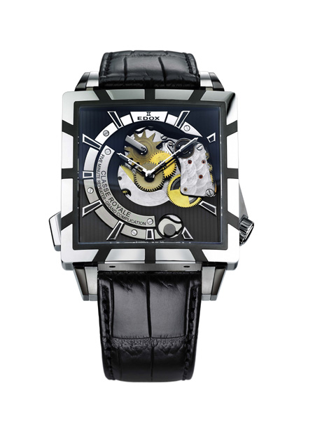 EDOX CLASSE ROYALE 5 MINUTE REPEATER