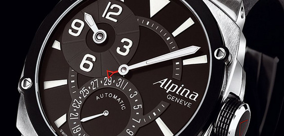 ALPINA MANUFACTURE REGULATOR