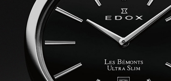 EDOX BEMONTS ULTRA SLIM