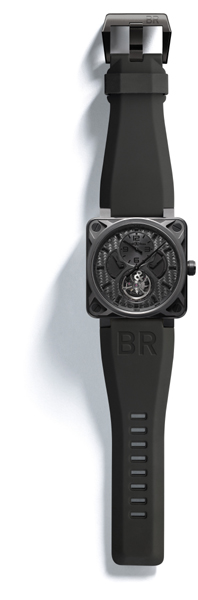 BELL & ROSS INSTRUMENT BR 01 TOURBILLON PHANTOM