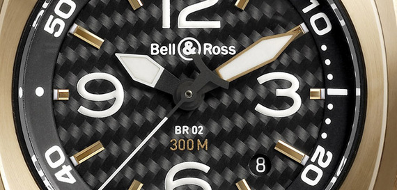 BELL & ROSS - OR ROSE
