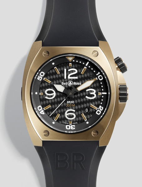 BELL & ROSS INSTRUMENT BR 02 OR ROSE