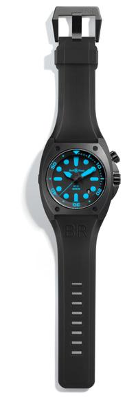 BELL & ROSS INSTRUMENT BR 02 BLUE - 1 000 M