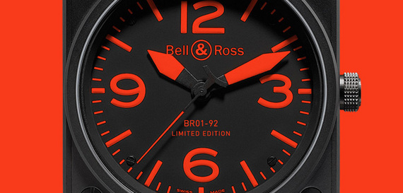 BELL & ROSS INSTRUMENT BR 01 RED