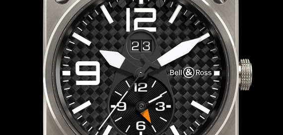 BELL & ROSS INSTRUMENT - GMT Titanium