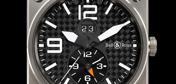 BELL & ROSS INSTRUMENT - GMT Titanium