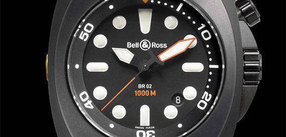 BELL & ROSS INSTRUMENT BR 02 - 1000 M