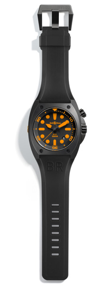 BELL & ROSS INSTRUMENT ORANGE