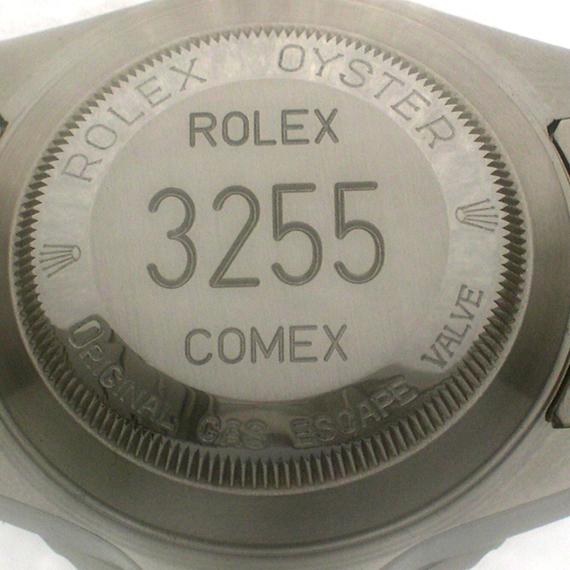 Rolex Sea-Dweller 3255 COMEX
