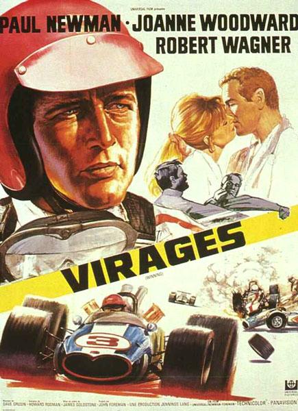Virages - Naissance d'une légende : la Daytona Paul Newman