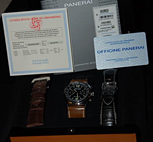 A vendre - Panerai PAM 288