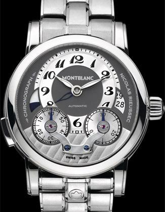 Prix du neuf et tarifs des montres montblanc for Prix du gravillon blanc