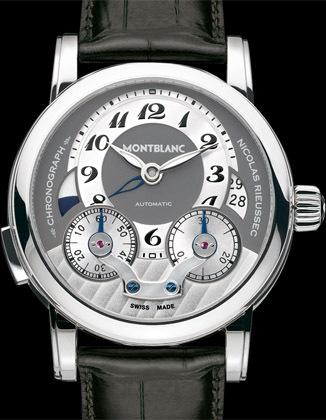 Montblanc Nicolas Rieussec Chronographe 102337