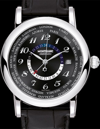 Montblanc Star GMT World-Time 106464