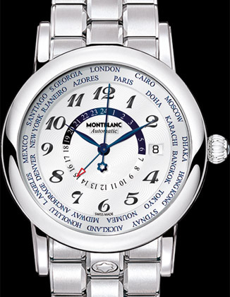 Montblanc Star GMT World-Time 106465