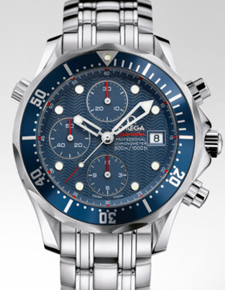 Omega Seamaster Diver Chronographe