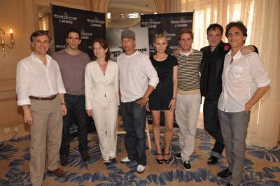 Tarantino et Jaeger Lecoultre