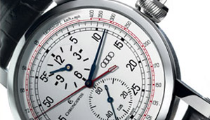 chronoswiss,montre chronoswiss,audi,montre audi,tachoscope,montre audi tachoscope,montre de luxe,montre homme
