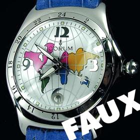 Contrefaçon de montre Corum