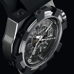 concord C1 biretrograde,concord c101,montre concord,montre de luxe,montre homme