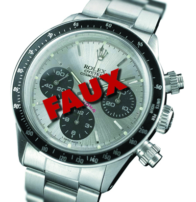 Montres de collection - ATTENTION DANGER !