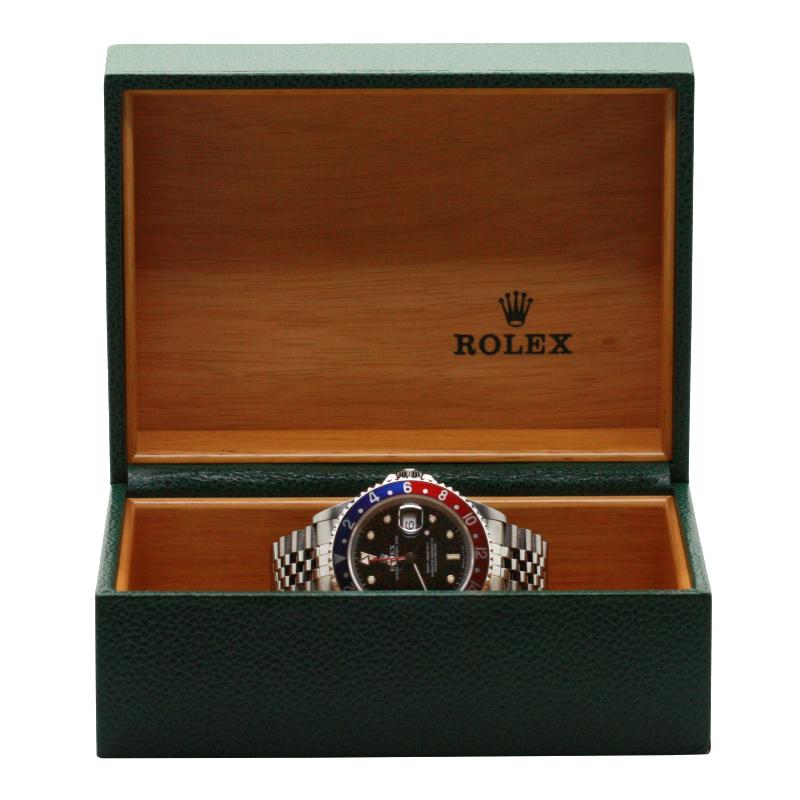 "Rolex GMT Master 16700 occasion ""Pepsi & bracelet Jubilee"""