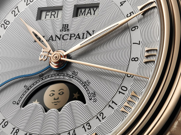 BLANCPAIN RE-IMAGINE LA VILLERET PHASE DE LUNE