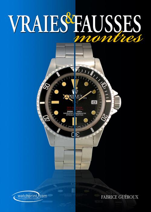 """BASELWORLD 2010 - Sortie du nouveau livre """"Vraies et fausses montres 2"""""""