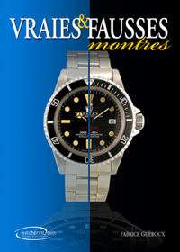 Vraies et fausses montres - Tome 2 en trois langues - sortie Baselworld 2010 chez Watchprint