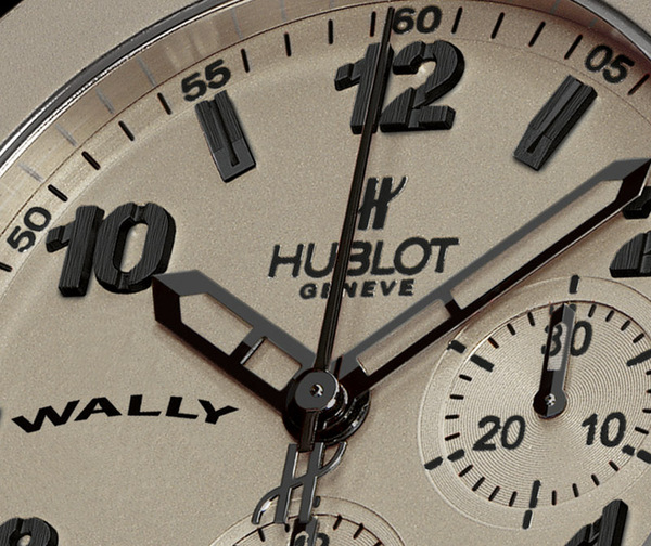 LE PARTENARIAT D'HUBLOT AVEC WALLY SE CONCRETISE A TRAVERS LA « BIG BANG WALLY »