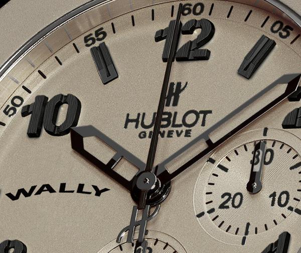 LE PARTENARIAT D'HUBLOT AVEC WALLY SE CONCRETISE A TRAVERS LA « BIG BANG WALLY »