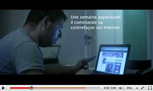 CAMPAGNE ANTI-CONTREFAÇON - Truetime lance une vidéo