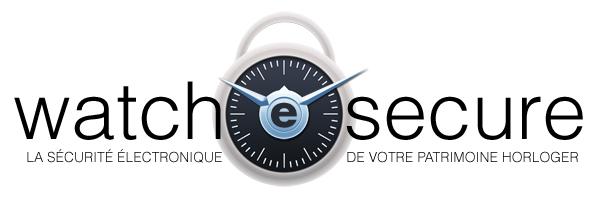 Watch-e-Secure. Service exclusif de sécurisation de votre montre contre le vol et la perte.