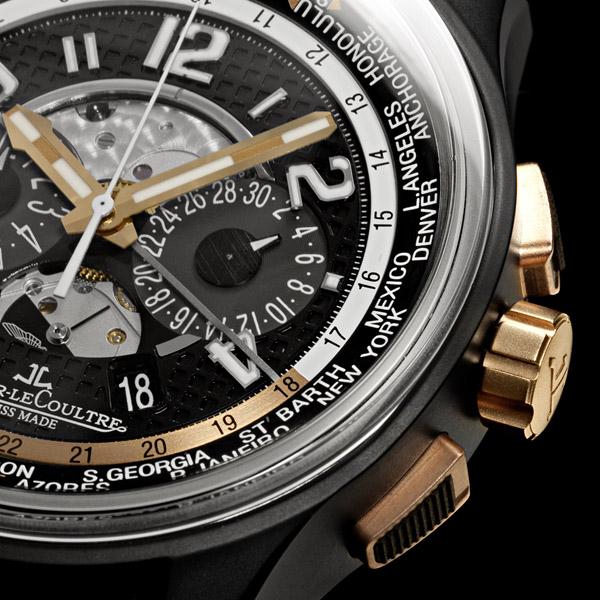 JAEGER LECOULTRE L'AMVOX5 World Chronograph